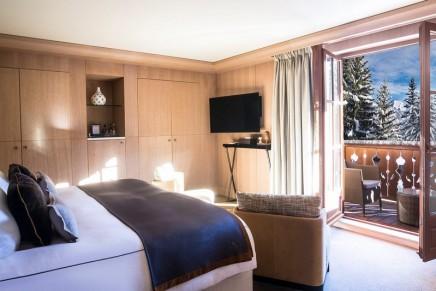Art de Recevoir: Cheval Blanc is celebrating 10th season in France's most luxurious ski resort