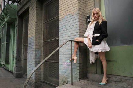 Chloë Sevigny is Vestiaire Collective's vintage muse