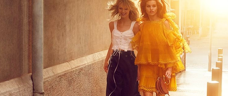 Chloe - Come celebrate summertime freshness with chloeGIRLS