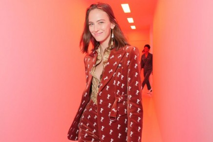 Chloé's new creative director presents assured debut