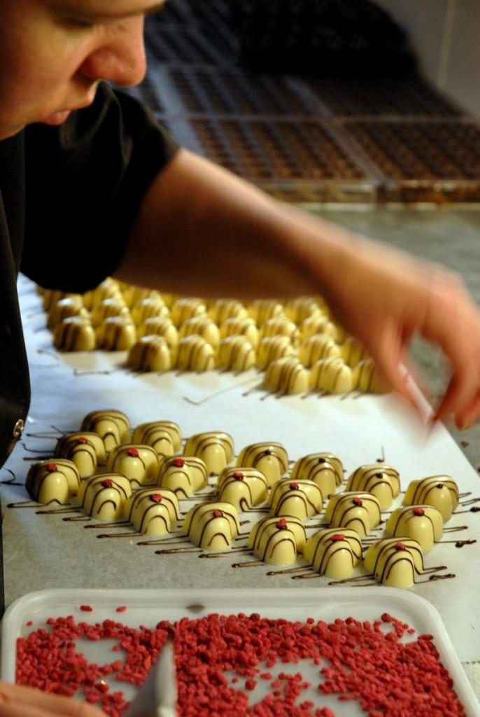 Chocolate artisans