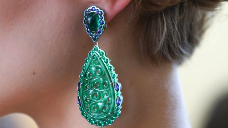 Chopard Guo Pei 2017 - The Silk Road Collection-