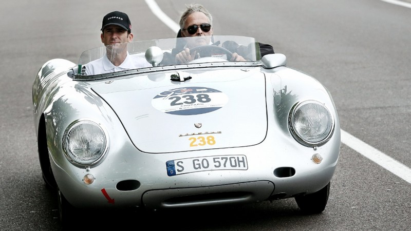 Chopard INSIDE THE MILLE MIGLIA RACE-