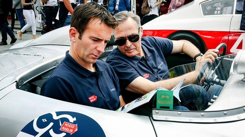 Chopard INSIDE THE MILLE MIGLIA RACE