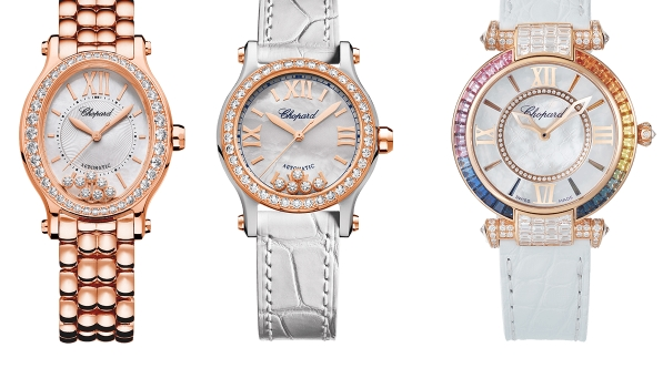 Chopard Ladies Watches 2019 Baselworld