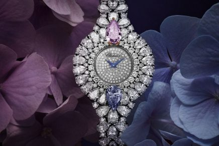 Sustainable luxury jewelry: Magari watch – A work of art from Chopard Red Carpet