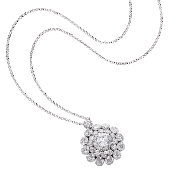 Chopard Magical Setting Collection 2019-necklace