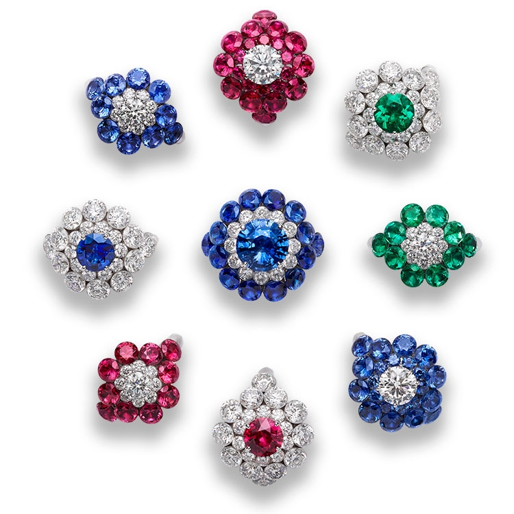 Chopard Magical Setting Collection 2019-rings-earrings