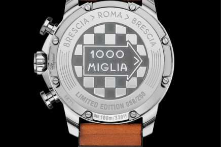Chopard Mille Miglia 2019 Race Edition is for speed-loving drivers… who never skimp on style