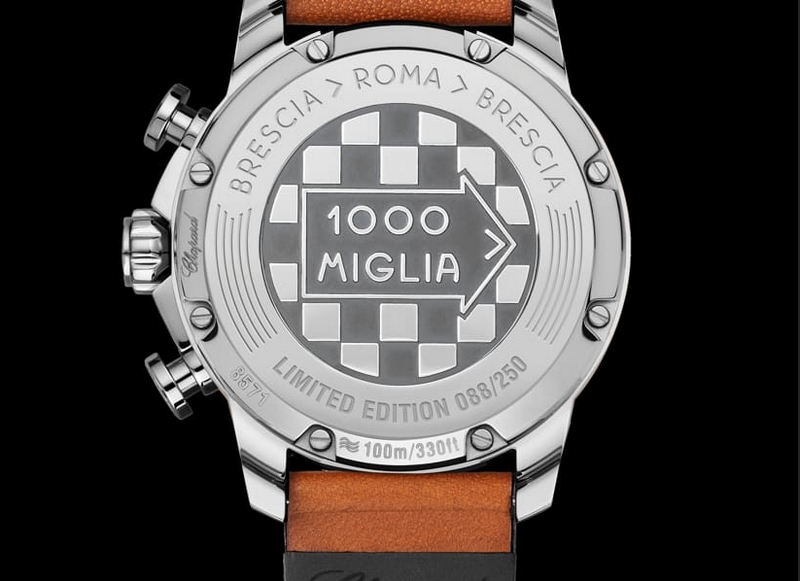 Chopard Mille Miglia - Chopard Mille Miglia 2019 Race Edition - back case