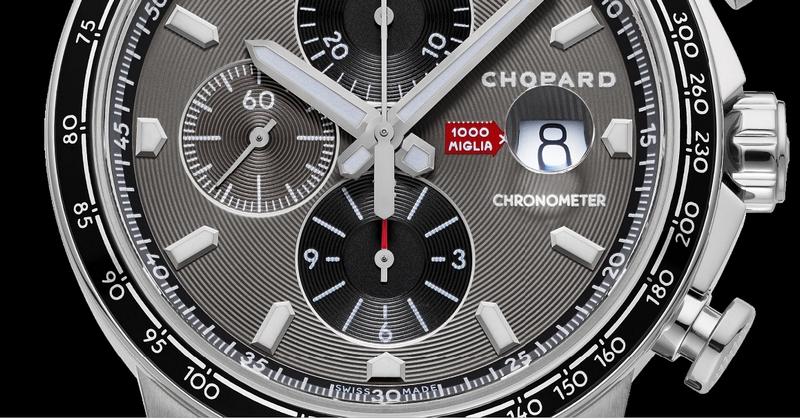 Chopard Mille Miglia - Chopard Mille Miglia 2019 Race Edition-details