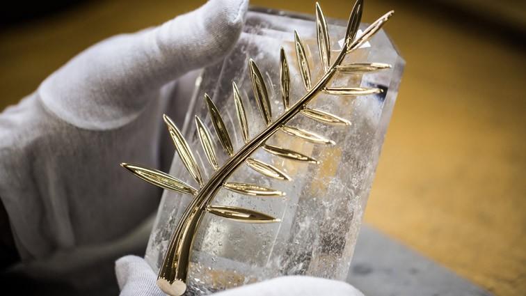 Chopard Palme d'Or Trophy-