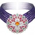 Chopard The Silk Road Collection - chocker