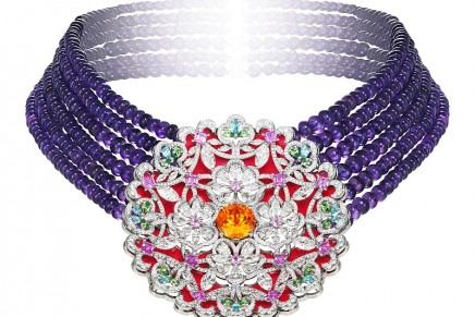 The Silk Road: A Wondrous Blend of Chopard Haute Joaillerie and Exquisite Couture creations.