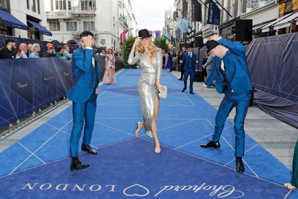 The largest Chopard Boutique in Europe open in London