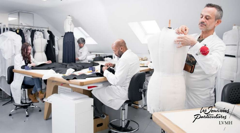 Christian Dior Couture Atelier