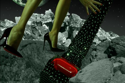 Christian Louboutin's Starlight – ideal for the woman who has everything