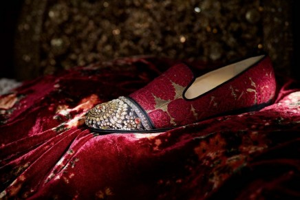 The luxuriance of Indian workmanship is at the maximum in this Christian Louboutin x Sabyasachi collaboration