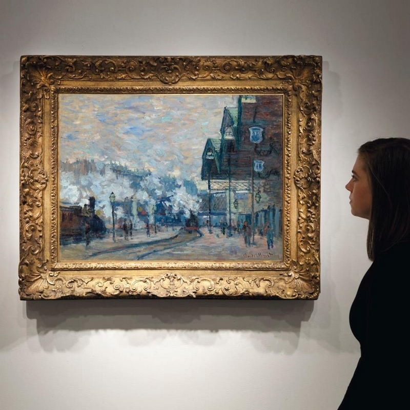 Christie's Continues to Lead Art Market-