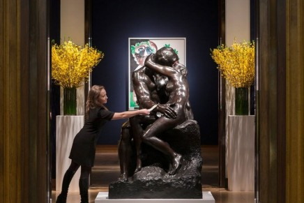 Christie's opens its new Los Angeles flagship in Beverly Hills with stellar exhibition