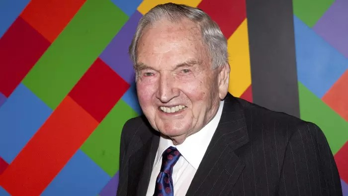 Christie's to auction David Rockefeller art collection