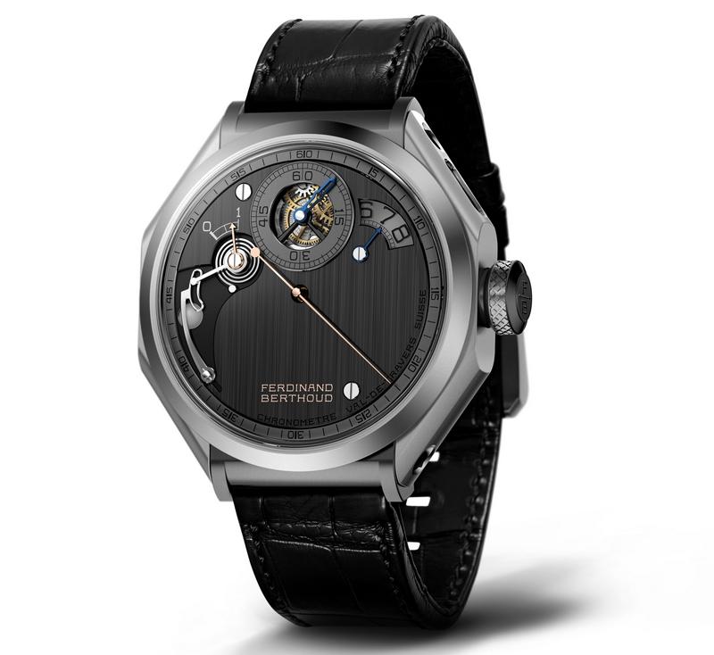 Chronometre_Ferdinand_Berthoud_FB_1R-6-1 -Chronometre Ferdinand Berthoud FB 1R.6-1 is a rare and unusual-looking timepiece-2018