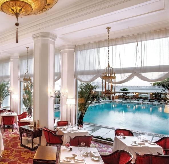 Cipriani Copacabana Palace Restaurant