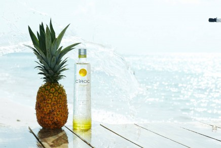 Extending the Summer with new pineapple vodka