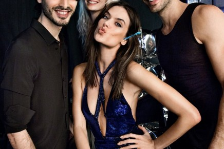 Alessandra Ambrosio's A-list lifestyle unveiled for CÎROC