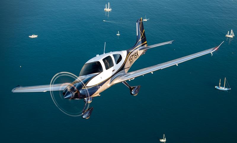 Cirrus Vision Jet Autoland