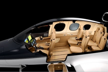 Safe Return: Cirrus Aircraft debuts emergency autolanding with the touch of a single button