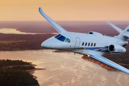 Cessna Aircraft delivers milestone 7,000th Citation Latitude midsize business jet