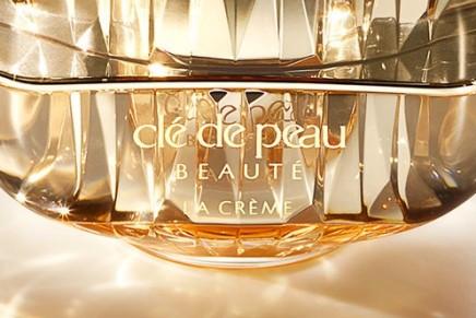 Clé de Peau Beauté unveils a revitalized La Crème high-performance face cream