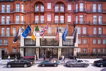 Abu Dhabi could buy luxury Mayfair hotels from Barclay brothers