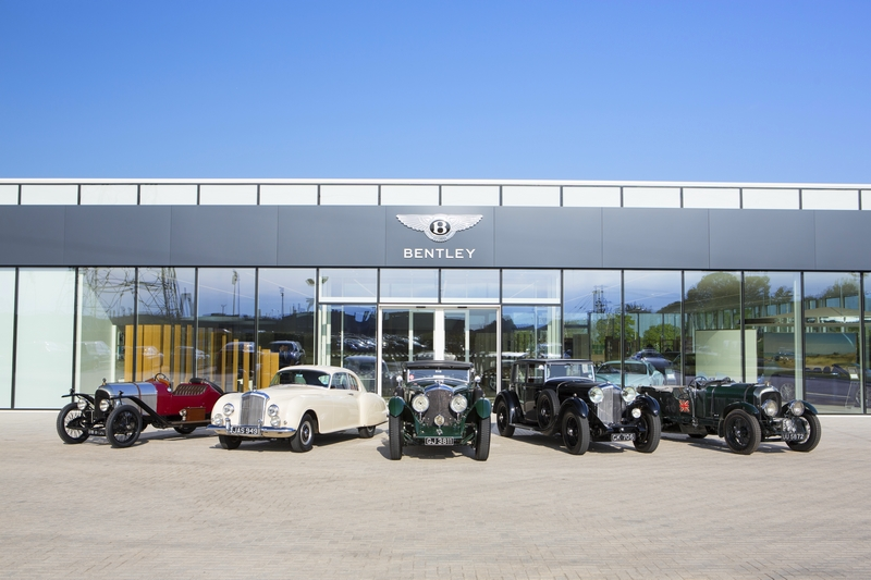 Classic Bentleys ready for Centenary year 2019