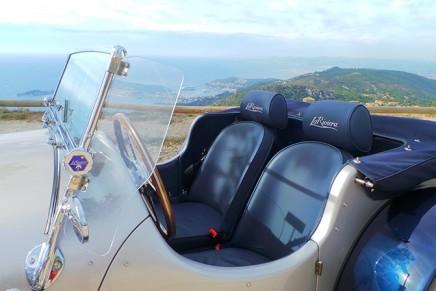 La Riviera by Noel Edmonds: The 21st century version of the first classic Jaguar racer