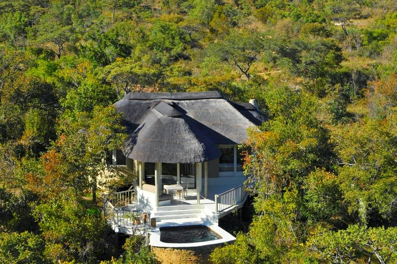 Clifftop Exclusive Safari Hideaway South Africa-