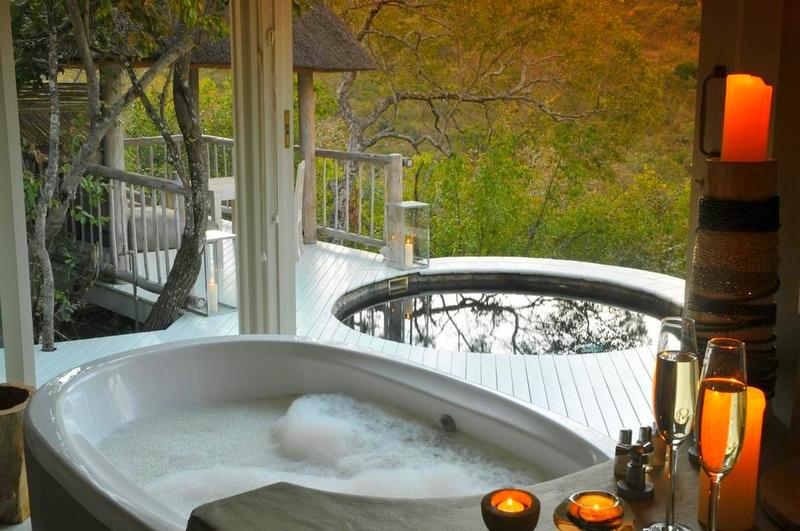 Clifftop Exclusive Safari Hideaway South Africa