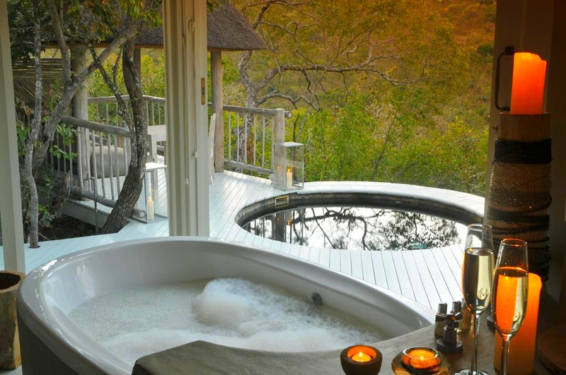 Clifftop Exclusive Safari Hideaway South Africa