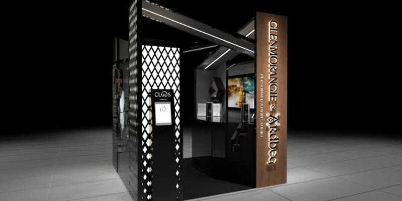 Clos19 personnalization Studio at Grand Central 2018
