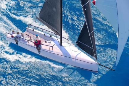 ClubSwan 36 is the most innovative entry-level one design sports boat of its era