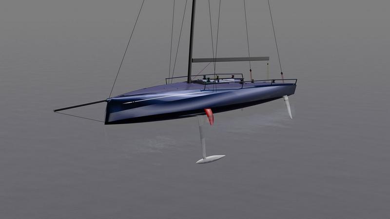 Club Swan 36 - technical