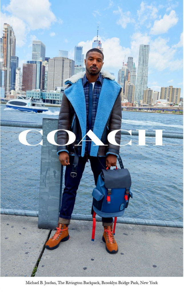 Coach Launches Fall 2019 Global Advertising Campaign-