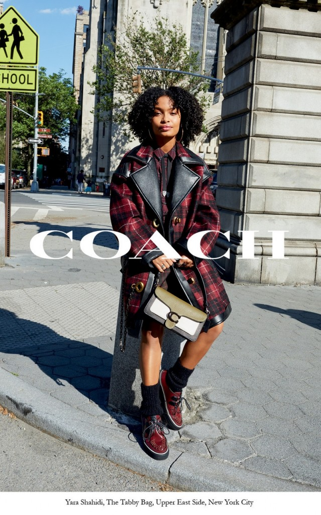 Coach Launches Fall 2019 Global Advertising Campaign