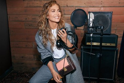 Jennifer Lopez Hutton bag – the global superstar's first collaboration with Coach