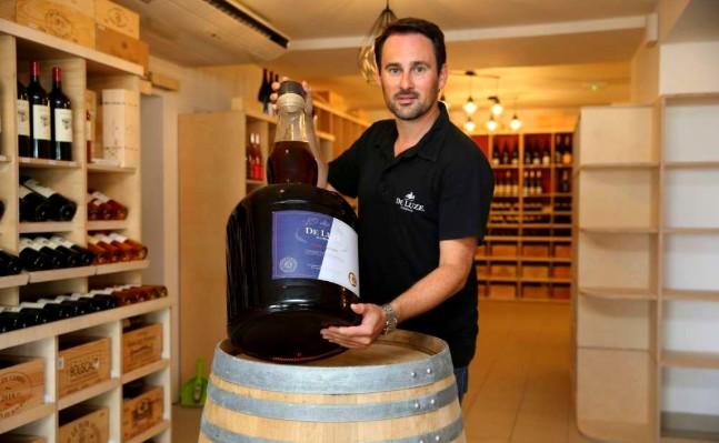 Cognac DE LUZE - 24l