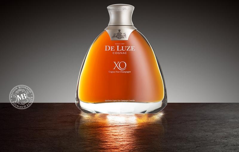Cognac De Luze, a fine champagne cognac house 2017