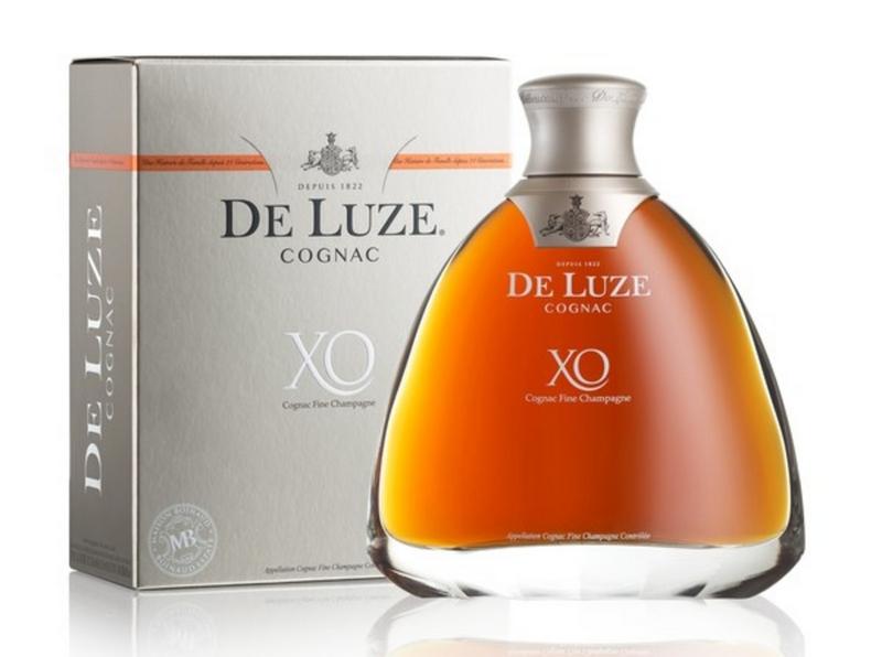 Cognac De Luze, a fine champagne cognac house