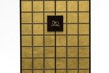 Cohiba 50 Aniversario humidor cabinet