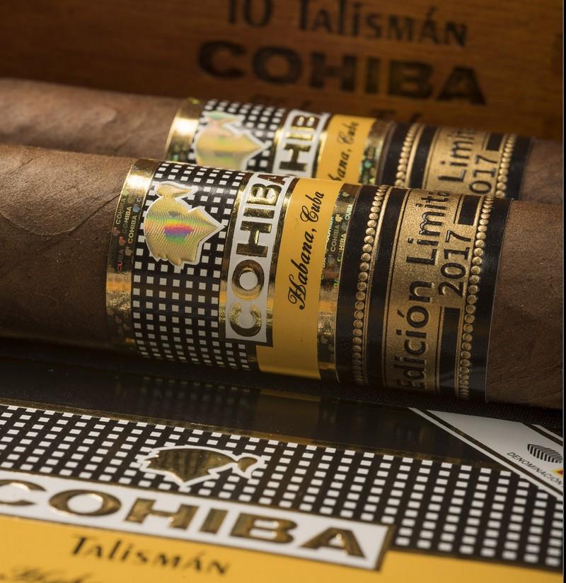 Cohiba Talismán 2017 Limited Edition - an unprecedented vitola in the Habanos portfolio-details